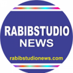 Logo da emissora Rabib Studio News FM