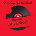 Logo da emissora Geração X