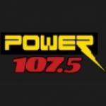 Logo da emissora WCKX 107.5 FM