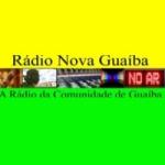 Logo da emissora Rádio Nova Guaíba