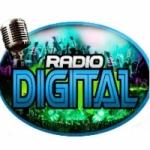 Logo da emissora Rádio Digital Web
