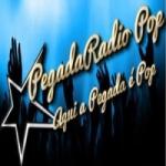 Logo da emissora Pegada Rádio Pop