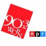 Logo da emissora WCPN 90.3 FM