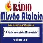 Logo da emissora Rádio Missão Atalaia