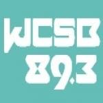 Logo da emissora WCSB 89.3 FM