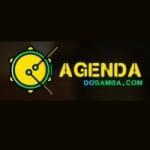 Logo da emissora Agenda do Samba