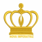Logo da emissora Rádio Nova Imperatriz