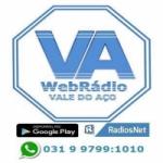 Logo da emissora Rádio Vale do Aço