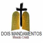 Logo da emissora Rádio 2 Mandamentos