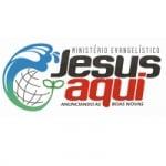 Logo da emissora Rádio Jesus Aqui