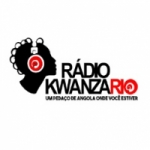 Logo da emissora Kwanza Rio