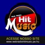 Logo da emissora Web Rádio Hit Music