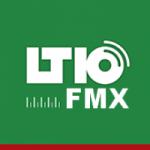 Logo da emissora Radio FMX 103.5 FM
