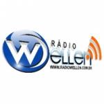 Logo da emissora Rádio E Ellen