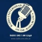 Logo da emissora Radio Universidad 1240 AM