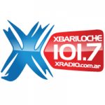 Logo da emissora XRadio 101.7 FM