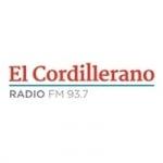 Logo da emissora El Cordillerano Radio 93.7 FM