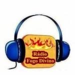 Logo da emissora Rádio Gospel Fogo Divino