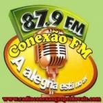 Logo da emissora Rádio Conexão FM Jacupiranga