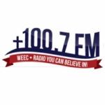 Logo da emissora WEEC 100.7 FM HD2