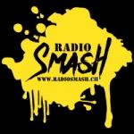 Logo da emissora Radio Smash Hip Hop