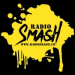 Logo da emissora Radio Smash Latino