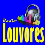 Logo da emissora Web Rádio Rádio Louvores