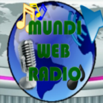 Logo da emissora Mundial Web Rádio