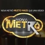 Logo da emissora Rádio Nova Metrô