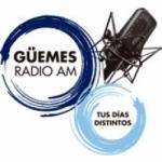Logo da emissora Radio Guemes  1050 AM