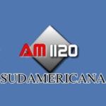 Logo da emissora Radio Sudamericana 1120 AM