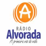 Logo da emissora Rádio Alvorada 810 AM