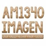 Logo da emissora Radio Imagem 1340 AM