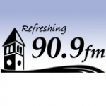 Logo da emissora WFCO 90.9 FM