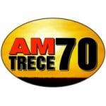 Logo da emissora Radio Trece 70 1370 AM