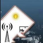 Logo da emissora Radio La Roca Azul 1390 AM
