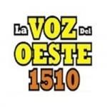 Logo da emissora Radio La Voz del Oeste  1510 AM