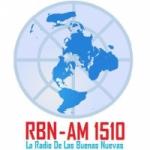 Logo da emissora Radio RBN 1510 AM