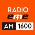 Logo da emissora Radio EME 1600 AM