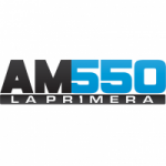 Logo da emissora Radio La Primera 550 AM