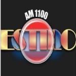 Logo da emissora Radio Estilo 1100 AM