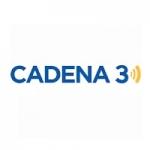 Logo da emissora Radio Cadena 3 700 AM 100.5 FM