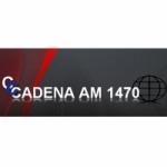 Logo da emissora Radio Cadena 1470 AM