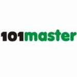 Logo da emissora Radio 101 Master