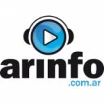Logo da emissora Radio Arinfo