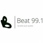 Logo da emissora Radio Beat 99.1 FM