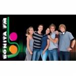 Logo da emissora Radio Bonita 102.3 FM