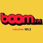 Logo da emissora Radio Boom 101.3 FM