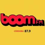 Logo da emissora Radio Boom 87.9 FM