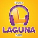 Logo da emissora Rádio Laguna Mix